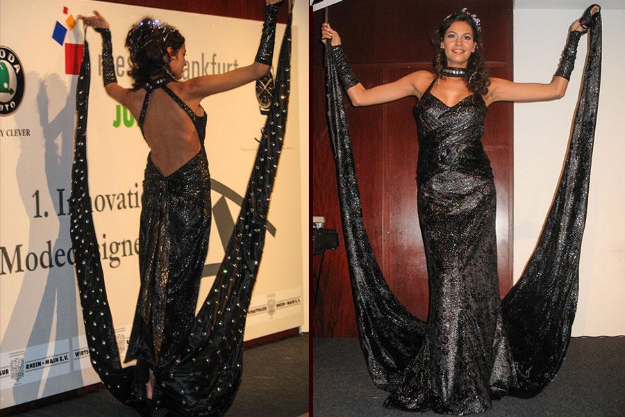 Modedesign kost mwerkstatt monika seidl for Modedesigner frankfurt